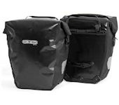 Ortlieb panniers large for bike holiday the Netherlands